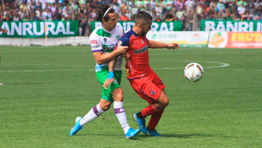 Fecha y hora de la final Municipal vs. Antigua por el Torneo Apertura 2019