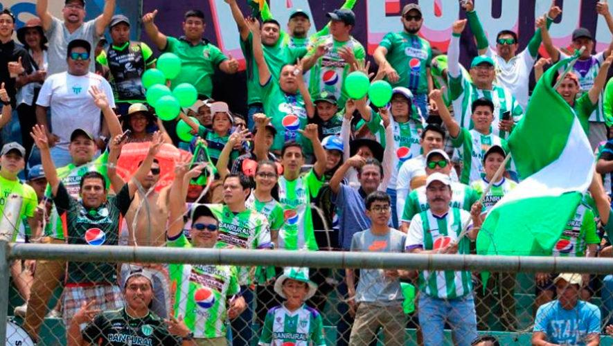 Fecha y hora del partido Sanarate vs. Antigua, acceso a semifinales del Torneo Apertura 2019