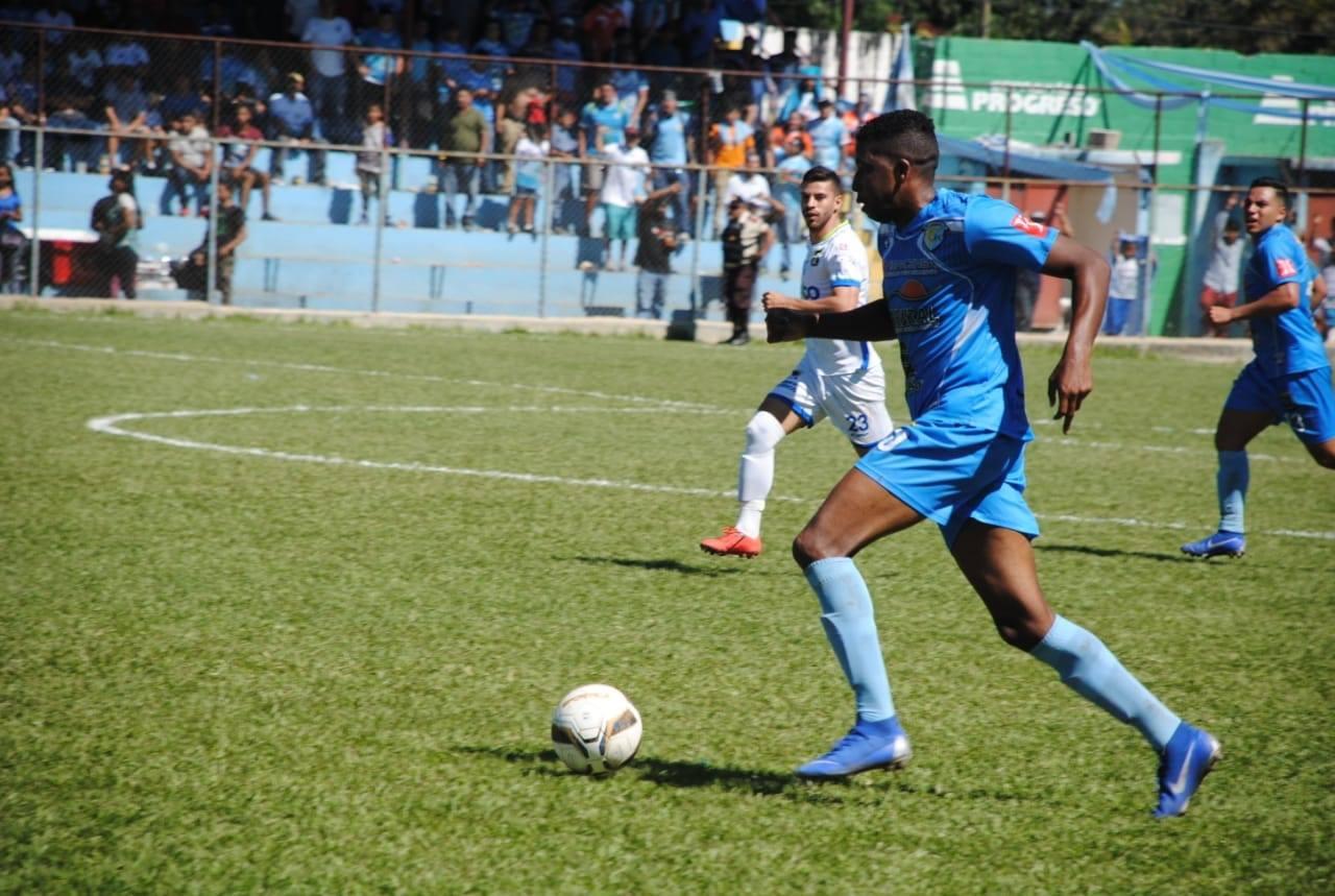 Fecha y hora del partido Sanarate vs. Antigua