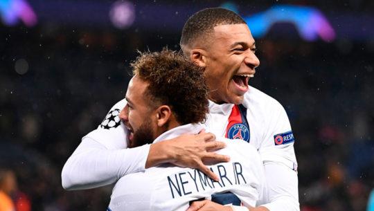 Fechas y horarios de los partidos de octavos de final, UFEA Champions League 2019-2020