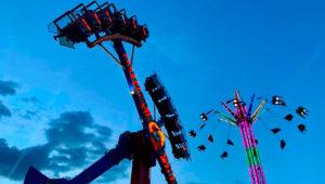 Feria de juegos mecánicos en Interfer | Diciembre 2019