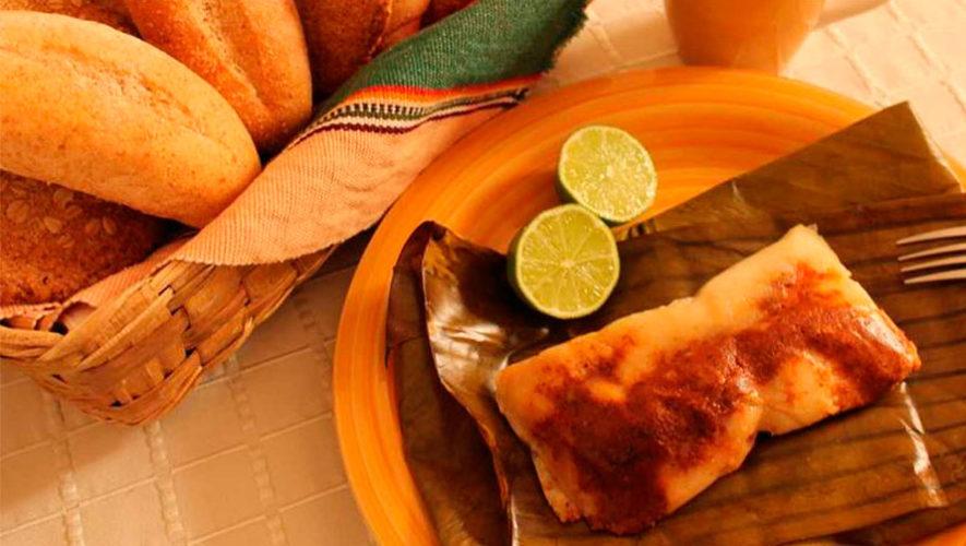 Festival del Tamal en Quetzaltenango | Diciembre 2019