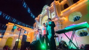 Festival navideño gratuito en Antigua Guatemala   Diciembre 2019