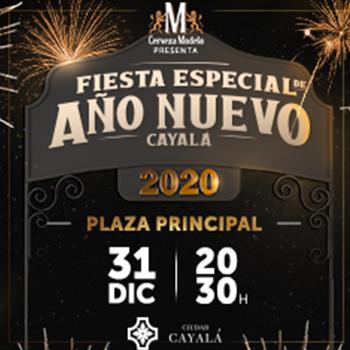 Gran fiesta de fin de año en Ciudad Cayalá 6
