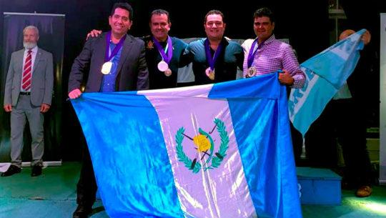 Guatemala se quedó con el oro en la Competencia Latinoamericana de Tiro Práctico IPSC 2019