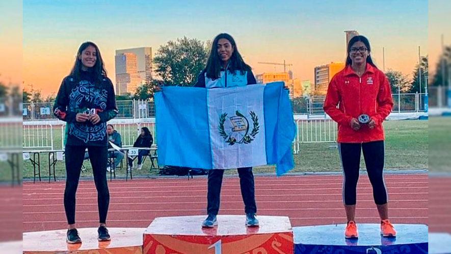 Guatemala se quedó con 3 oros del Campeonato Panamericano Juvenil 2019 en México