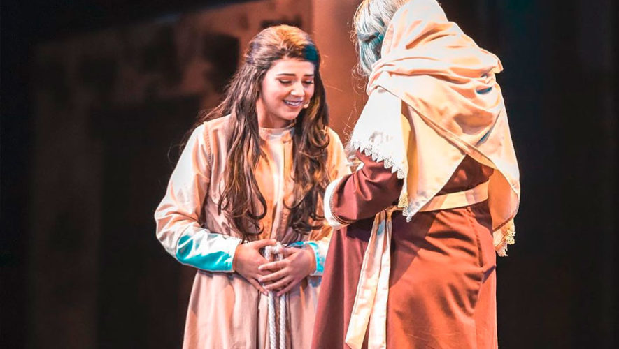 Holy Night, obra de teatro de la historia de la Navidad   Diciembre 2019