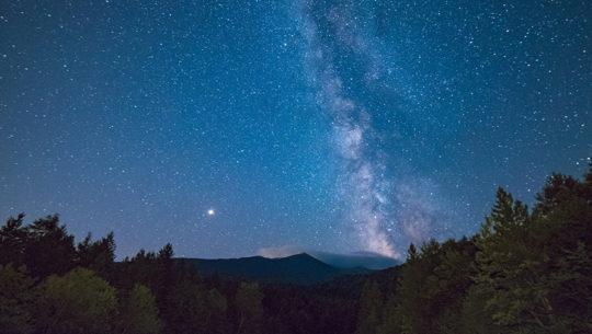 Hora y fecha para ver la Lluvia de estrellas Úrsidas en diciembre 2019