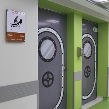 Hospital El Pilar inauguró nueva áreas para la atención del pacientes 2
