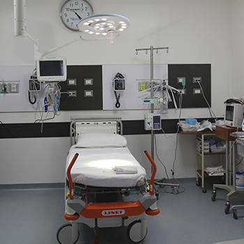 Hospital El Pilar inauguró nueva áreas para la atención del pacientes 5