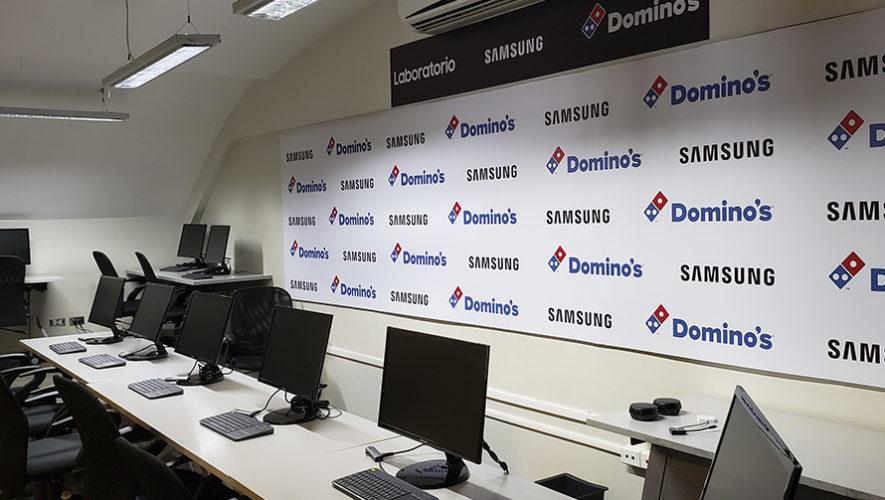 Innovación tecnológica de Domino's Guatemala portada