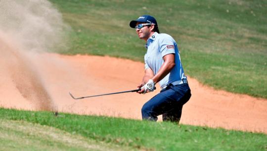 José Toledo obtuvo su mejor actuación en el PGA Tour Latinoamérica 2019