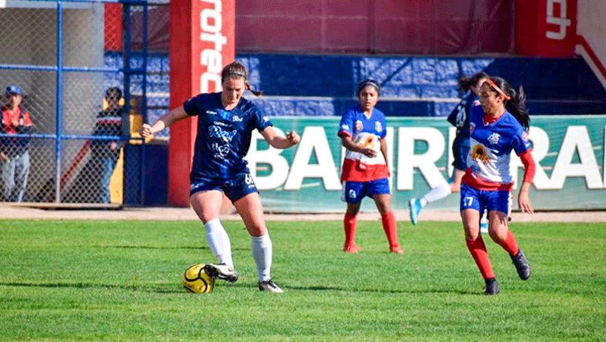 Liga Nacional Femenina: Unifut-Rosal y Deportivo Xela por el título del Torneo Apertura 2019