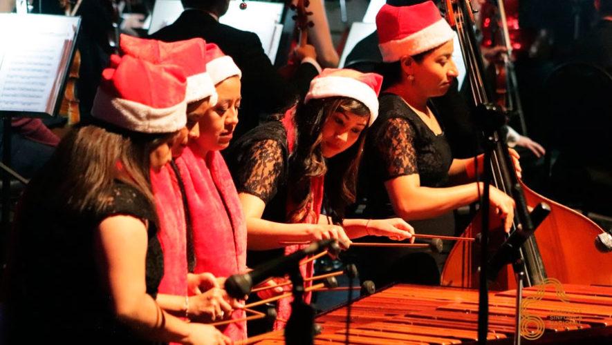 Luz en Navidad, concierto navideño de la Orquesta Sinfónica Nacional   Diciembre 2019