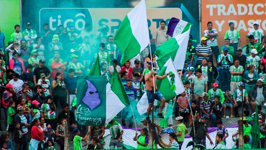 Partido de ida Antigua y Cobán, semifinales del Torneo Apertura | Diciembre 2019