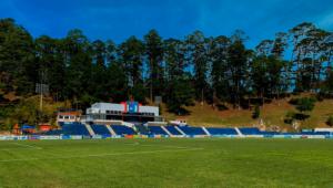 Partido de vuelta Cobán y Antigua, semifinales del Torneo Apertura   Diciembre 2019