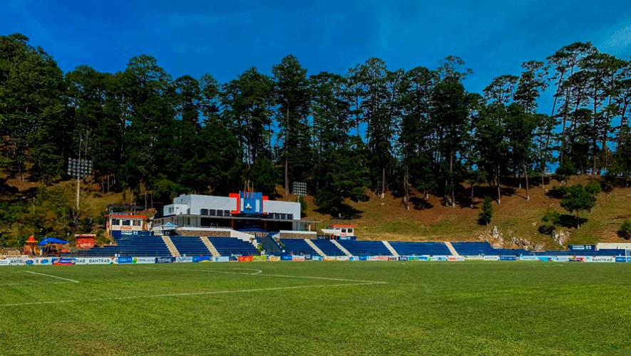 Partido de vuelta Cobán y Antigua, semifinales del Torneo Apertura | Diciembre 2019