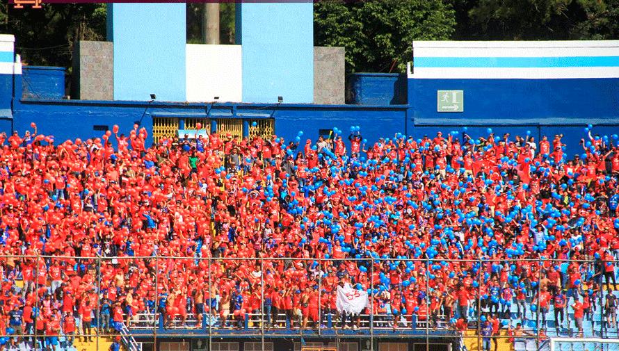 Partido de vuelta Municipal y Antigua, final del Torneo Apertura | Diciembre 2019