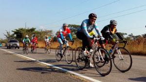 Peregrinación ciclística a Esquipulas desde la Ciudad de Guatemala | Enero 2020