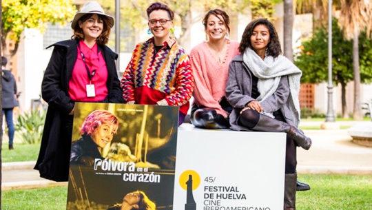Pólvora en el Corazón: película ganó 3 premios en Festival Internacional de Cine de Huelva 2019