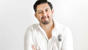 Presentación de Juan Pablo Amado, el standupero, en Teatro Lux | Febrero 2020