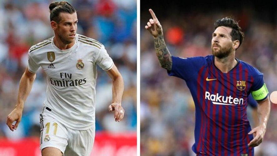 Proyección del clásico español Real Madrid vs. Barcelona | Diciembre 2019