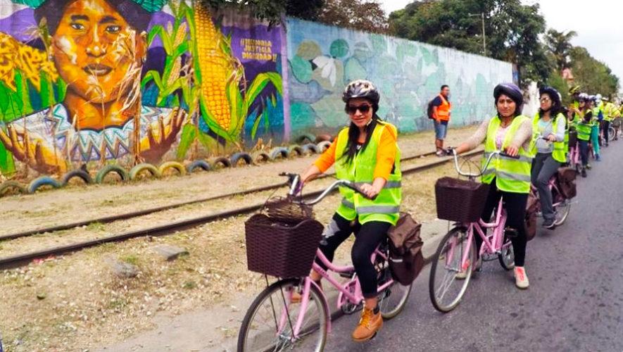 Recorrido en bicicleta por las vías del ferrocarril | Enero 2020