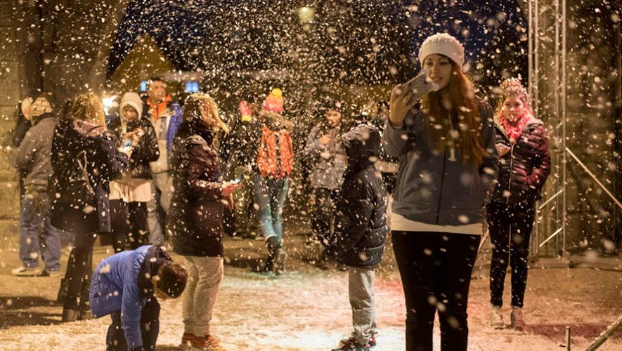 Shows Gratuitos De Nieve En Zona 14