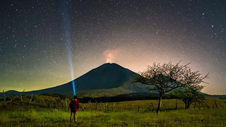 Taller y camping de fotografía nocturna en Finca el Amate | Diciembre 2019