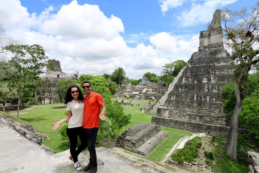 Tikal Guatemala 2019