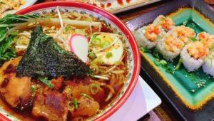 Todo lo que puedas comer de platillos japoneses en Zona 10 | Enero 2020