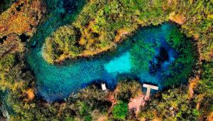 Tour al Cráter Azul desde Flores, Petén | Diciembre 2019 - Enero 2020