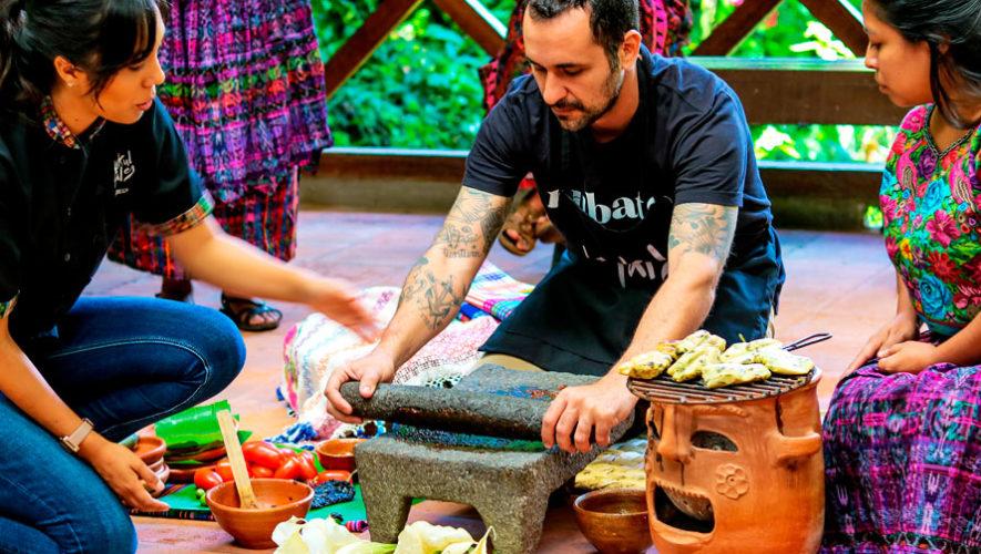 Tour gastronómico en Antigua Guatemala | Diciembre 2019 - Enero 2020