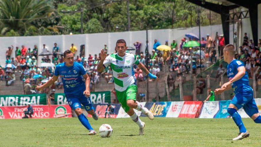 Transmisión en vivo Cobán vs. Antigua, semifinales del Torneo Apertura 2019