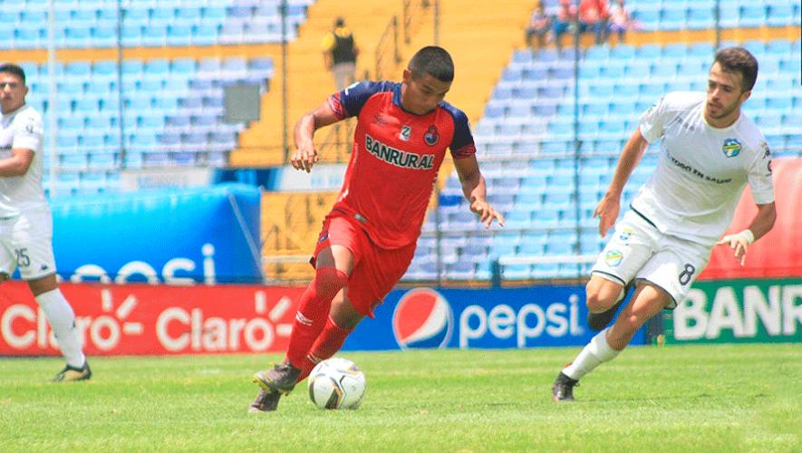 Transmisión en vivo Municipal vs. Comunicaciones, semifinales del Torneo Apertura 2019