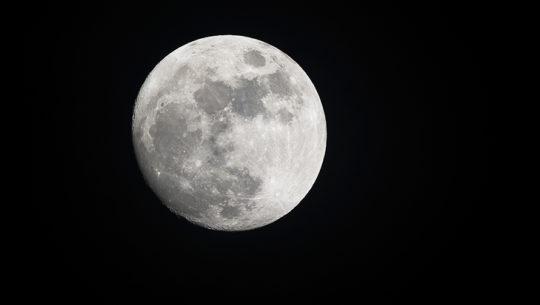 Última Luna llena de la década será visible el 11 de diciembre de 2019 en Guatemala