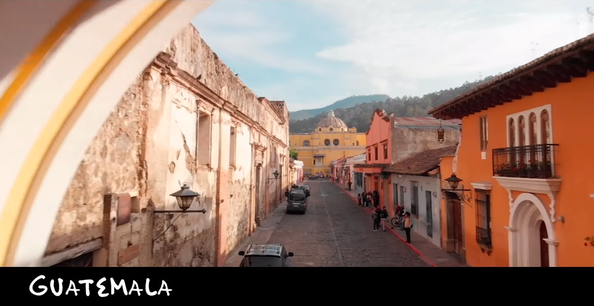 Video Antigua Guatemala