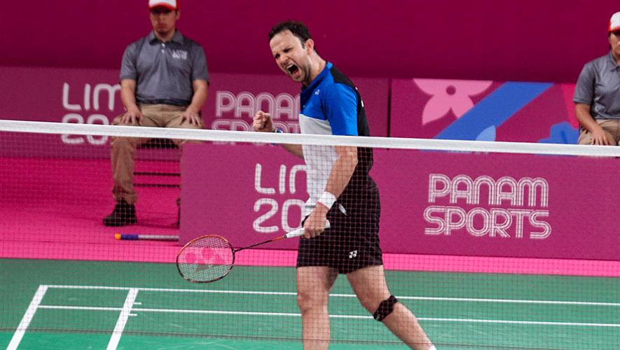 3 badmintonistas guatemaltecos tienen la mira puesta en los Juegos Olímpicos de Tokio 2020