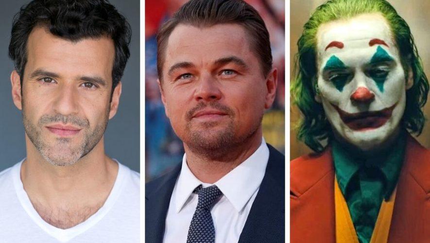 Actor guatemalteco está nominado junto a Leonardo DiCaprio y Joaquin Phoenix 2020