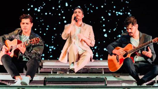 Anuncian concierto de Reik en Guatemala