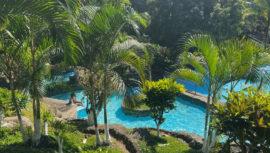 Aqua Park Guatemala, un parque acuático con piscinas al aire libre