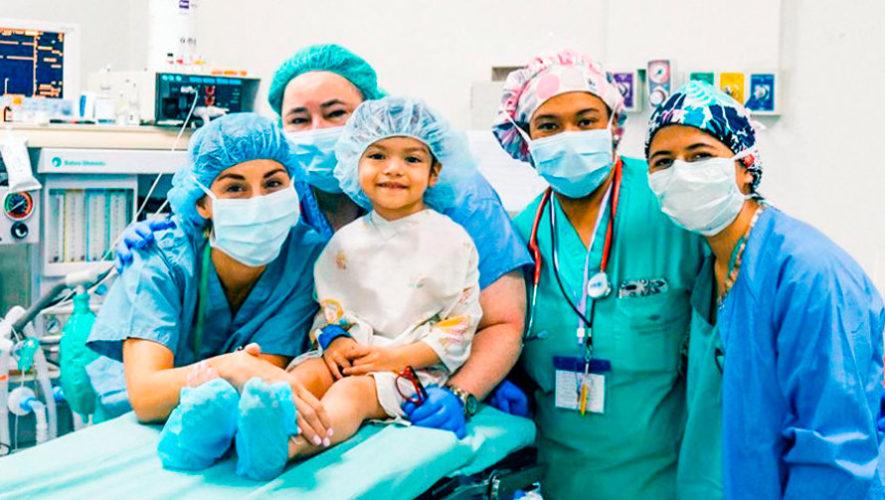 Cirugía oftalmológica gratuita para niños y adolescentes en enero 2020