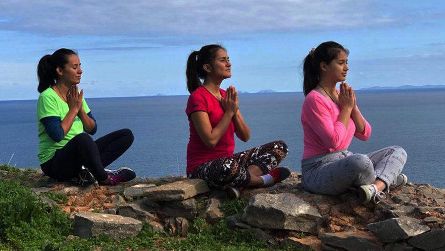 Clases gratuitas de meditación en Ciudad de Guatemala   Enero 2020