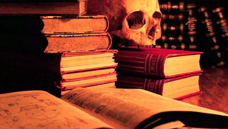 Club de lectura de libros de terror en la Zona 1 | Enero 2020