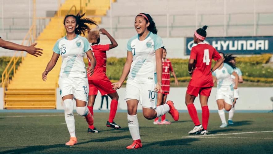 Cómo será la participación de Guatemala en el Campeonato Femenino Sub-20 Concacaf 2020
