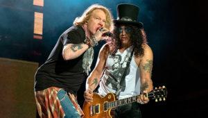 Concierto de Guns N' Roses en Guatemala | Noviembre 2020