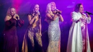 Concierto de Yuri y Pandora en Guatemala   Marzo 2020