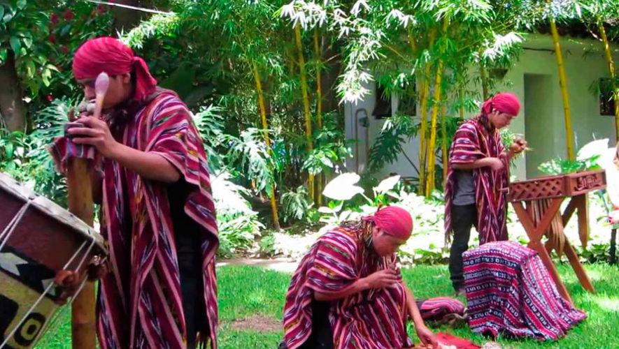 Concierto de música medicinal maya en Sololá | Enero 2020