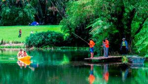 Día de campo familiar en Finca El Zapote, Escuintla | Enero 2020