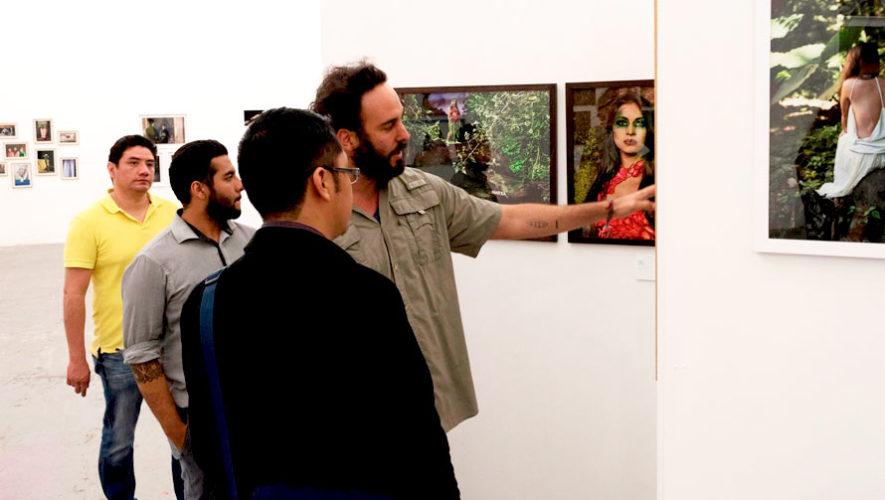 Exposición de arte en La Erre de Cuatro Grados Norte | Enero 2020